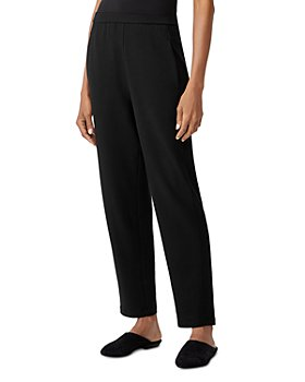 Eileen Fisher - High Waist Slim Fit Pants