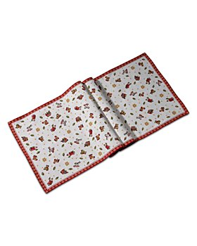Villeroy & Boch - Toy's Delight Extra Long Embroidered Runner