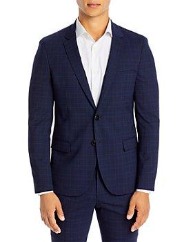 HUGO - Anfred Tonal Plaid Extra Slim Fit Suit Jacket