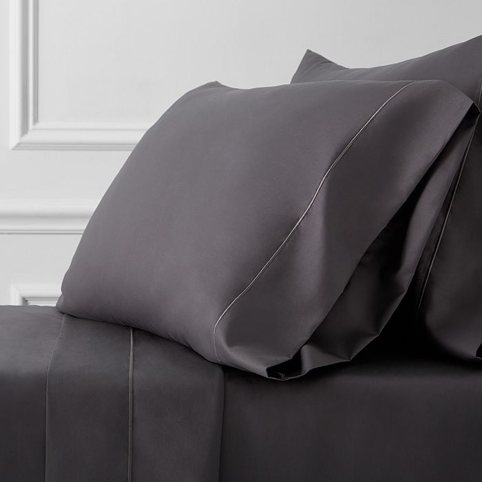 Hudson Park Collection - 500TC Pima Sateen Wrinkle-Resistant Sheets - 100% Exclusive