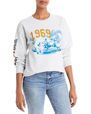 Goodie Two Sleeves Woodstock Sweatshirt (33% off) - Comparable value $60