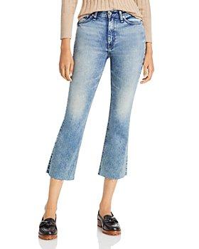 rag & bone -  Nina Ankle Flare Jeans