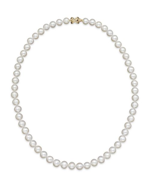 """Bloomingdale's - Cultured Freshwater 9mm Pearl Strand Necklace, 18""""- 100% Exclusive"""