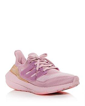 Adidas - Women's Ultraboost 21 Knit Low Top Sneakers