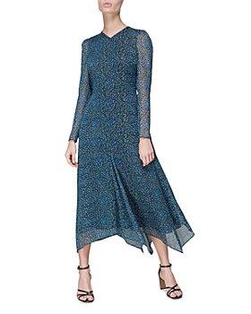 Whistles - Scattered Bloom Midi Dress