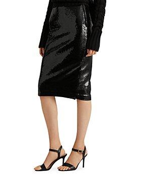 Ralph Lauren - Sequin Pencil Skirt