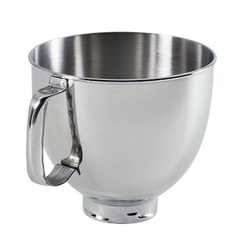KitchenAid - 5-Quart Bowl for Artisan Stand Mixer #K5THSBP