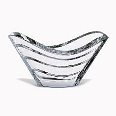 Baccarat Wave Bowl - Bloomingdale's Registry_0