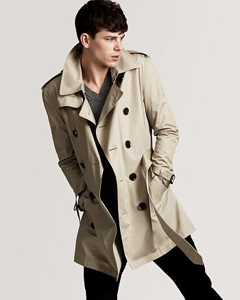 "Burberry - ""Britton"" Trench Coat"