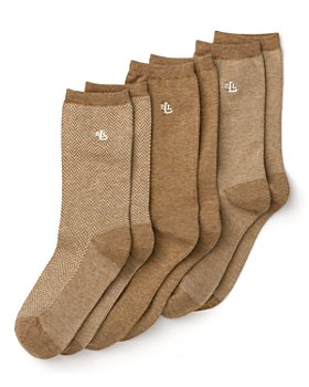 Ralph Lauren - Tweed Trouser Socks, Set of 3