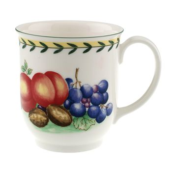 "Villeroy & Boch - ""French Garden"" Fleurence Mug"