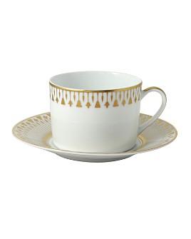 Bernardaud - Soleil Levant Tea Saucer