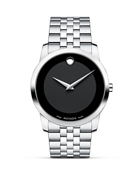 Movado - Museum Classic® Stainless Steel Watch, 40 mm