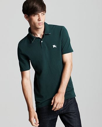 cc30259405cb Burberry Slim Fit Polo   Bloomingdale s