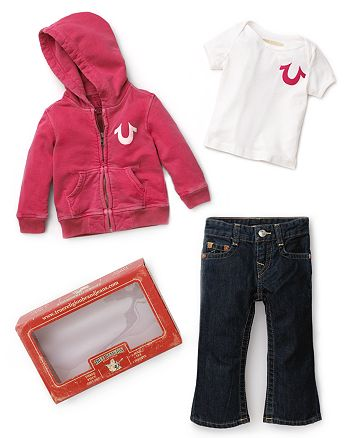 c0c6ed1a7 True Religion - Infant Girls  Hoodie