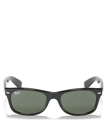 Ray-Ban - Unisex New Wayfarer Sunglasses, 52mm