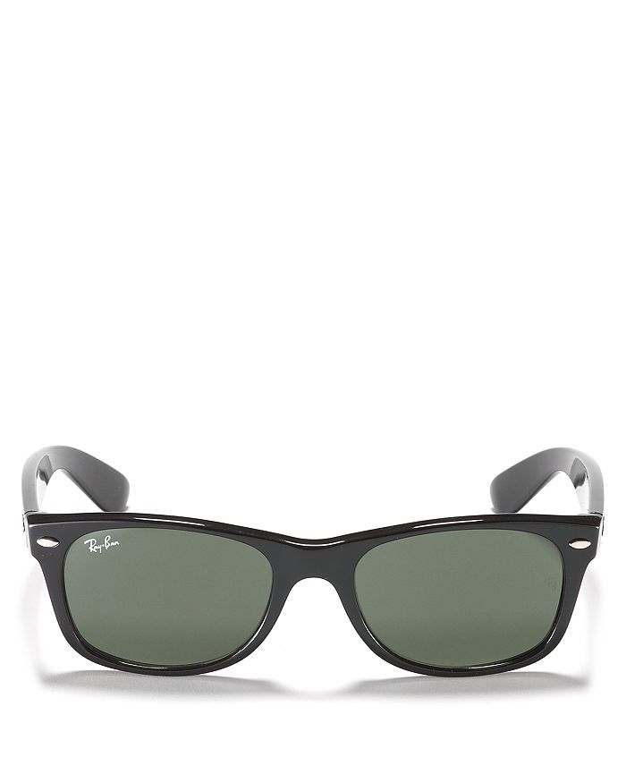 Ray Ban Sunglasses RAY-BAN UNISEX NEW WAYFARER SUNGLASSES, 52MM
