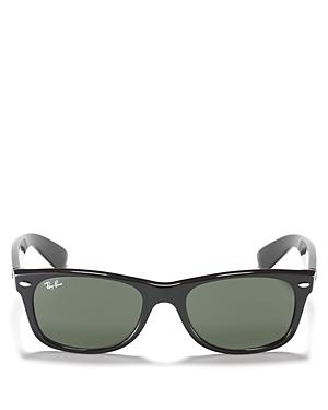Ray-Ban Unisex New Wayfarer Sunglasses, 52mm