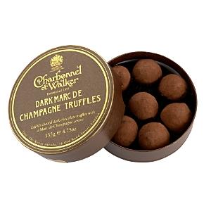 Charbonnel et Walker Marc de Champagne Dark Chocolate Truffles