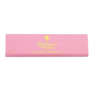 Charbonnel et Walker Marc de Chamapgne Champagne & Pink Chocolate Bar