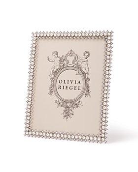 Olivia Riegel - Crystal & Pearl Frame