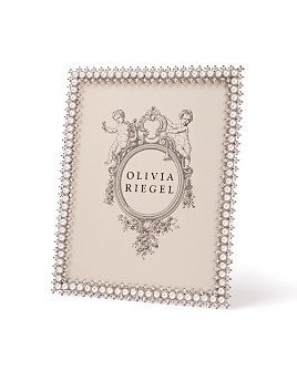 Olivia Riegel - Crystal & Pearl Frames