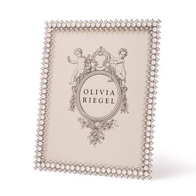 Olivia Riegel Crystal Pearl Frame 8 X 10 Bloomingdales