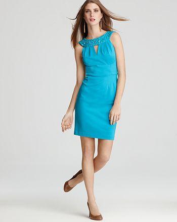 Trina Turk - Neptina Ponte Dress
