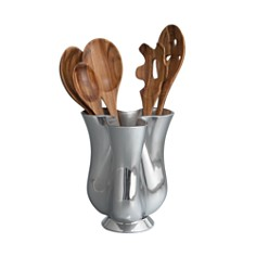Nambé Tulip Tool Jug & 5 Piece Tool Set - Bloomingdale's Registry_0