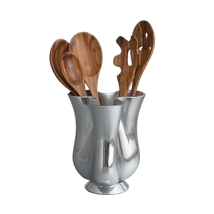 Nambé - Tulip Tool Jug & 5 Piece Tool Set