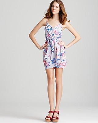Yumi Kim Dress Jayne Silk Fl Bloomingdale S