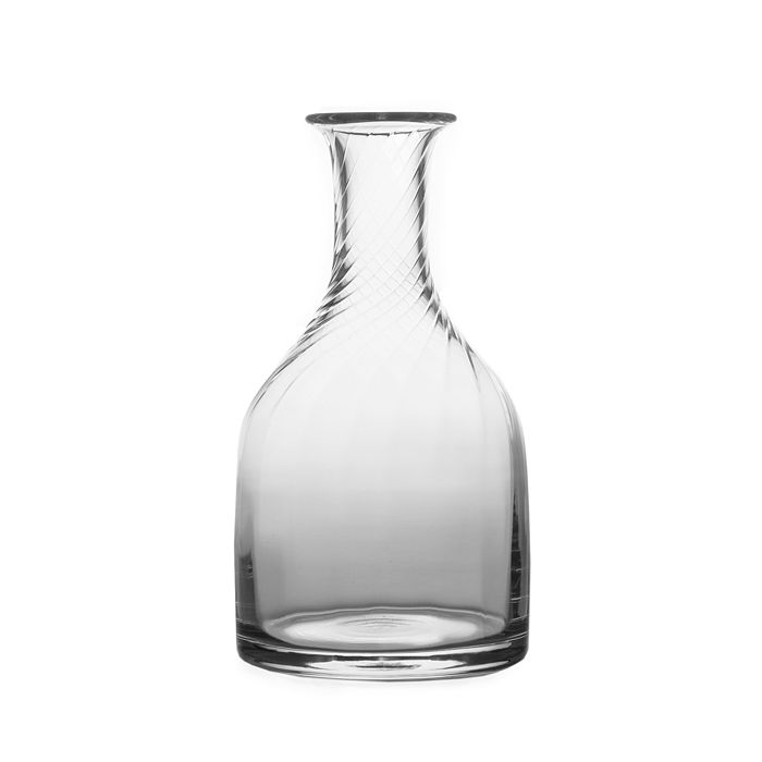 William Yeoward Crystal - Crystal Dakota Spiral Bottle Carafe