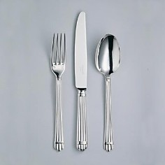 "Christofle ""Aria"" Silverplate 5 pc. Flatware Set - Bloomingdale's_0"