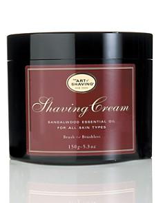 The Art of Shaving Shaving Cream - Sandalwood - Bloomingdale's_0