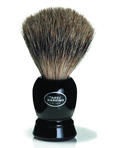 The Art of Shaving Pure Badger Brush - Black - Bloomingdale's_0