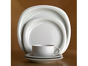 Suomi White All Purpose Bowl