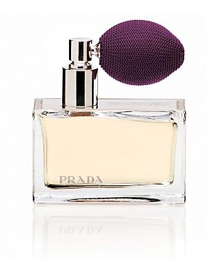 prada female prada eau de parfum 27 oz