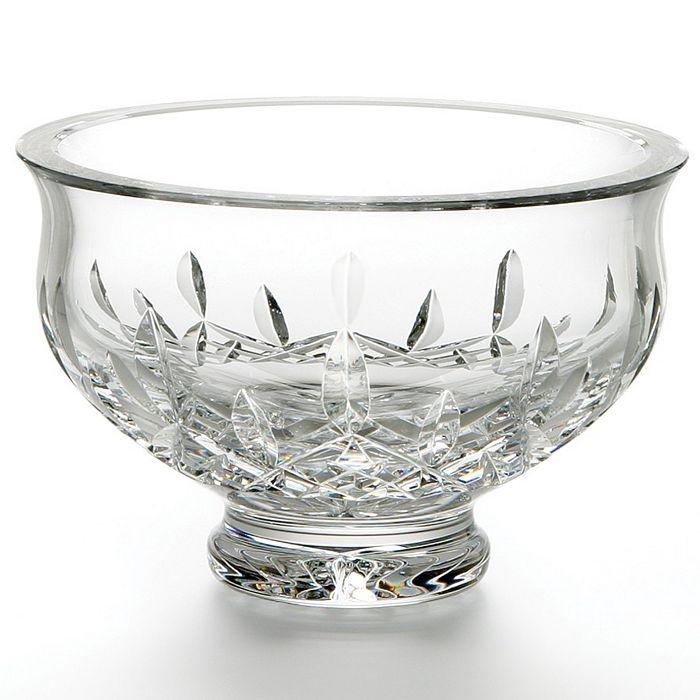 "Waterford - Crystal ""Lismore"" Bowls"