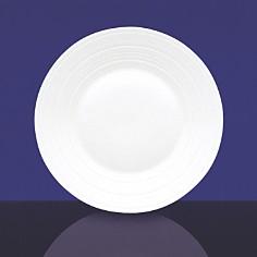 "Wedgwood - Joseph Conran at Wedgwood ""White"" 7"" Swirl Plate"