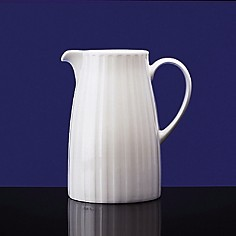 "Wedgwood ""Night and Day"" Fluted Jug - Bloomingdale's Registry_0"