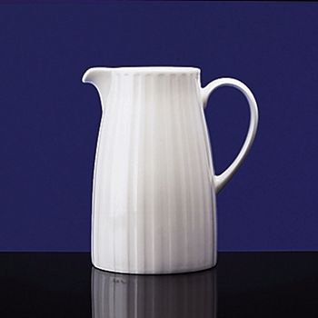 Wedgwood - Night and Day Fluted Jug