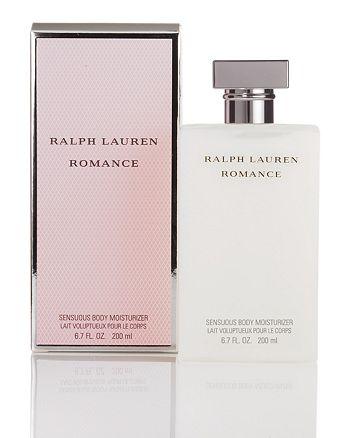 e37728e17 Ralph Lauren Fragrance Romance Sensuous Body Moisturizer ...