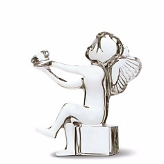 Baccarat Cherub Holding Heart - Bloomingdale's_0