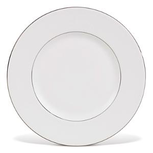 Vera Wang Wedgwood Blanc Sur Blanc Accent Plate, 9
