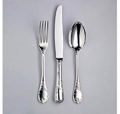Christofle - Christofle Marly Flatware, Silverplate