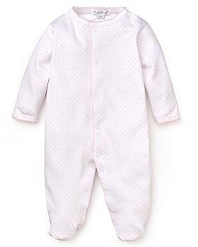 Kissy Kissy - Girls' Printed Dot Footie - Baby