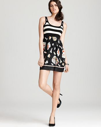 Bailey 44 - I Love Paris Printed Dress