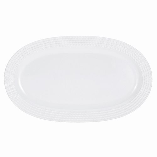 kate spade new york - Wickford Oval Hors D'Oeuvres Plate