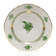 Herend Chinese Bouquet Salad Plate, Green - Bloomingdale's_0