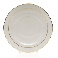 Herend Golden Edge Salad Plate - Bloomingdale's_0